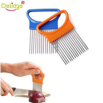 Easy Cut Onion Holder Fork