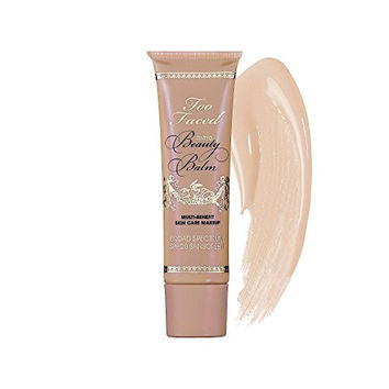 Too Faced /Beauty Balm Tinted Cream Foundation Vanilla Glow 1.5 Oz (45 Ml)
