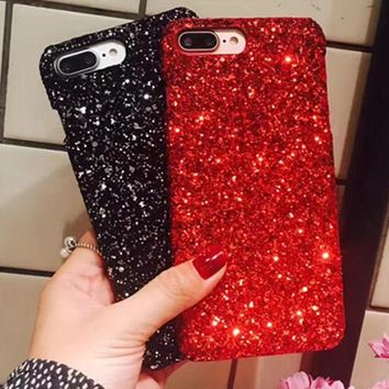Glitter iPhone Case Bling Phone Case for iPhone