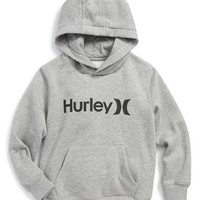 Boy's Hurley 'One and Only' Logo Hoodie,