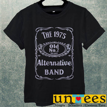 The 1975 Alternative Rock Band Men T Shirt