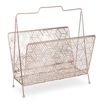 LILLY metal magazine rack | Maisons du Monde