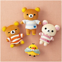 Rilakkuma Plush – Rilakkuma UFO Plush Sweater Series SS7298