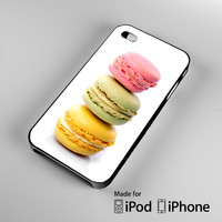 Macaroon A1252 iPhone 4S 5S 5C 6 6Plus, iPod 4 5, LG G2 G3, Sony Z2 Case