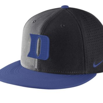 finest selection 15893 357b9 Duke Blue Devils DF Vapor Snap Adjustable Hat By Nike