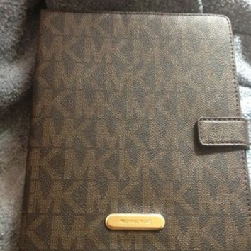 Michael Kors iPad/planner case
