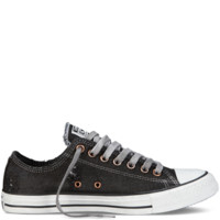 Converse - Chuck Taylor Distressed Wash - Low - Black