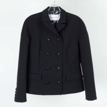 Viktor & Rolf Double Breasted Jacket IT 38 US 2