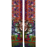 Trip Tree Knee High Socks