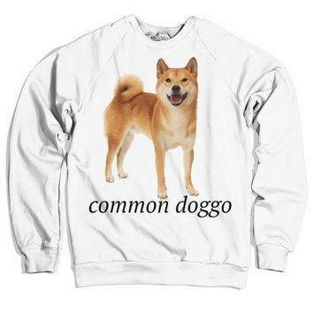 Common Doggo Sweater