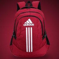 """Adidas"" Trending Fashion Sport Laptop Bag Shoulder School Bag Backpack stripe H-A-MPSJBSC"