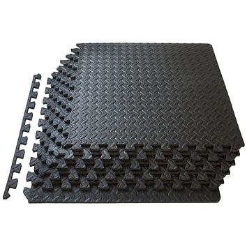 Exercise Puzzle Mat 1/2 inch