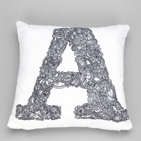 Martin Bunyi For DENY Isabet A Pillow - Urban Outfitters