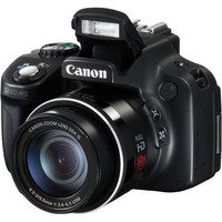 Canon PowerShot SX50 Ultra-Zoom Digital Camera with 12.1 Megapixels and 50x Optical Zoom - Walmart.com