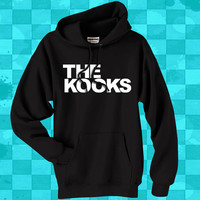 the kooks logo crewneck hoodie for men and women