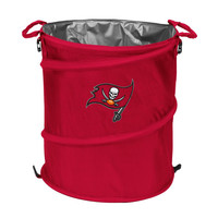Tampa Bay Buccaneers NFL Collapsible Trash Can Cooler