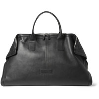 PRODUCT - Alexander McQueen - De Manta Leather Holdall Bag - 397657 | MR PORTER