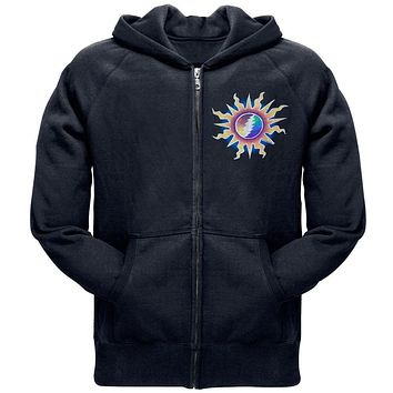 Grateful Dead - Sunshine Lightning Zip Hoodie