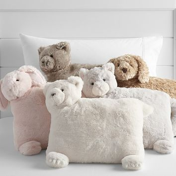 Fur Animal Decorative Pillows