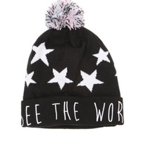Element x Jac Vanek Blast Off Beanie at PacSun.com