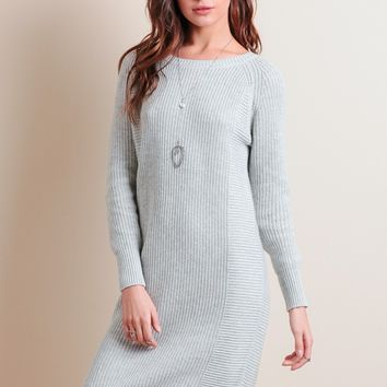 Santana Sweater Dress By Decker