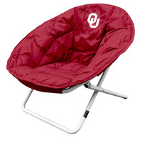 Oklahoma Sooners NCAA Adult Sphere Chair