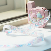 little twin stars masking tape&dispenser