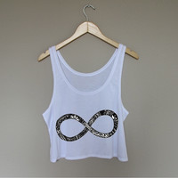 Tribal Infinity - White