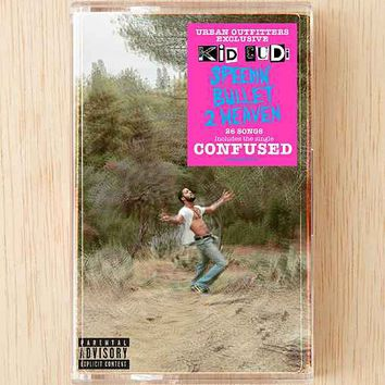 Kid Cudi - Speedin' Bullet 2 Heaven Cassette Tape