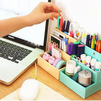 powder box Make up organizer bag