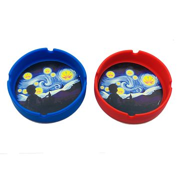 Silicone Stario Night Ashtray