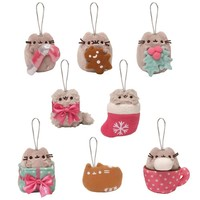 Pusheen Surprise Plush Mystery Box Series 2: Christmas Hanging Ornaments