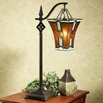 Danika Stained Glass Table Lamp        -                Stained Glass Table Lamps        -                Lighting        -                Home Accents                    - Touch Of Class