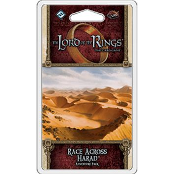 The Lord of the Rings LCG: Race Across Harad Adventure Pack