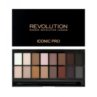 Buy Makeup Revolution - Eyeshadow Palette - ICONIC PRO 1 > eyes > eye shadow > eyeshadow palette