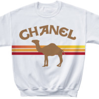 CAMEL Smokes Crewneck sweater