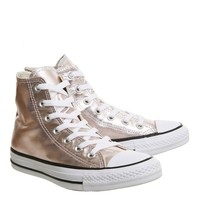 **All Star Hi Top Trainers by Converse supplied by Office | Topshop