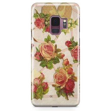 Decoupage Designs Samsung Galaxy S9 Case | Casefantasy