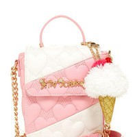 DCCKHB3 Betsey Johnson | Split Decision Crossbody