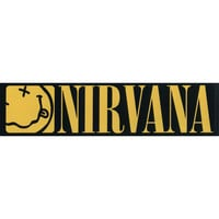 Nirvana Sticker
