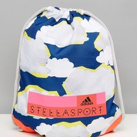 adidas Stella Sport Gym Sack at asos.com