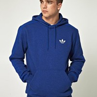 Adidas Originals Hooded Sweat with Trefoil Logo at asos.com
