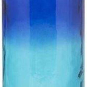 Luzon Tall Oversized Recycled Glass Vase