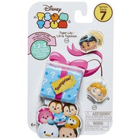 Tiger Lily and Wendy Disney Tsum Tsum Series 7 Tsumprise 3-Pack