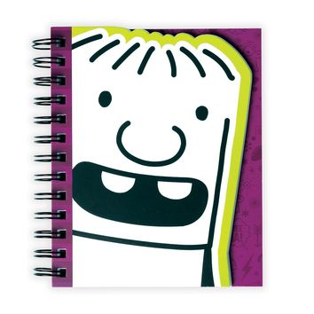 Wimpy Kid Rowley Layered Journal