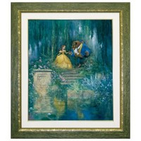 For the Love of Beauty Limited-Edition Giclée | Giclees | Disney Store