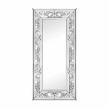 Camille Wall Mirror With Venetian Glass Frame