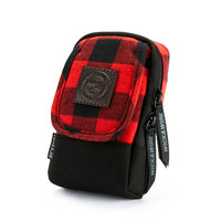 STASH VAPE CASE 3.0 (RED/PLAID)