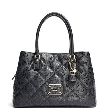 Ophelia Girlfriend Satchel | GUESS.com