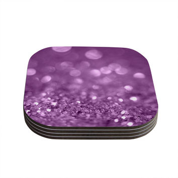 "Beth Engel ""Radiance"" Coasters (Set of 4)"